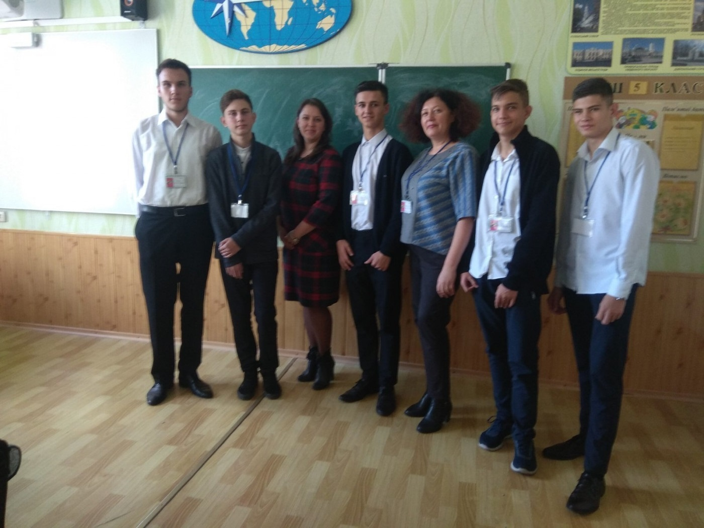 Команда кам'янецьких школярів увійшла у 10-ку найкращих юних економістів України