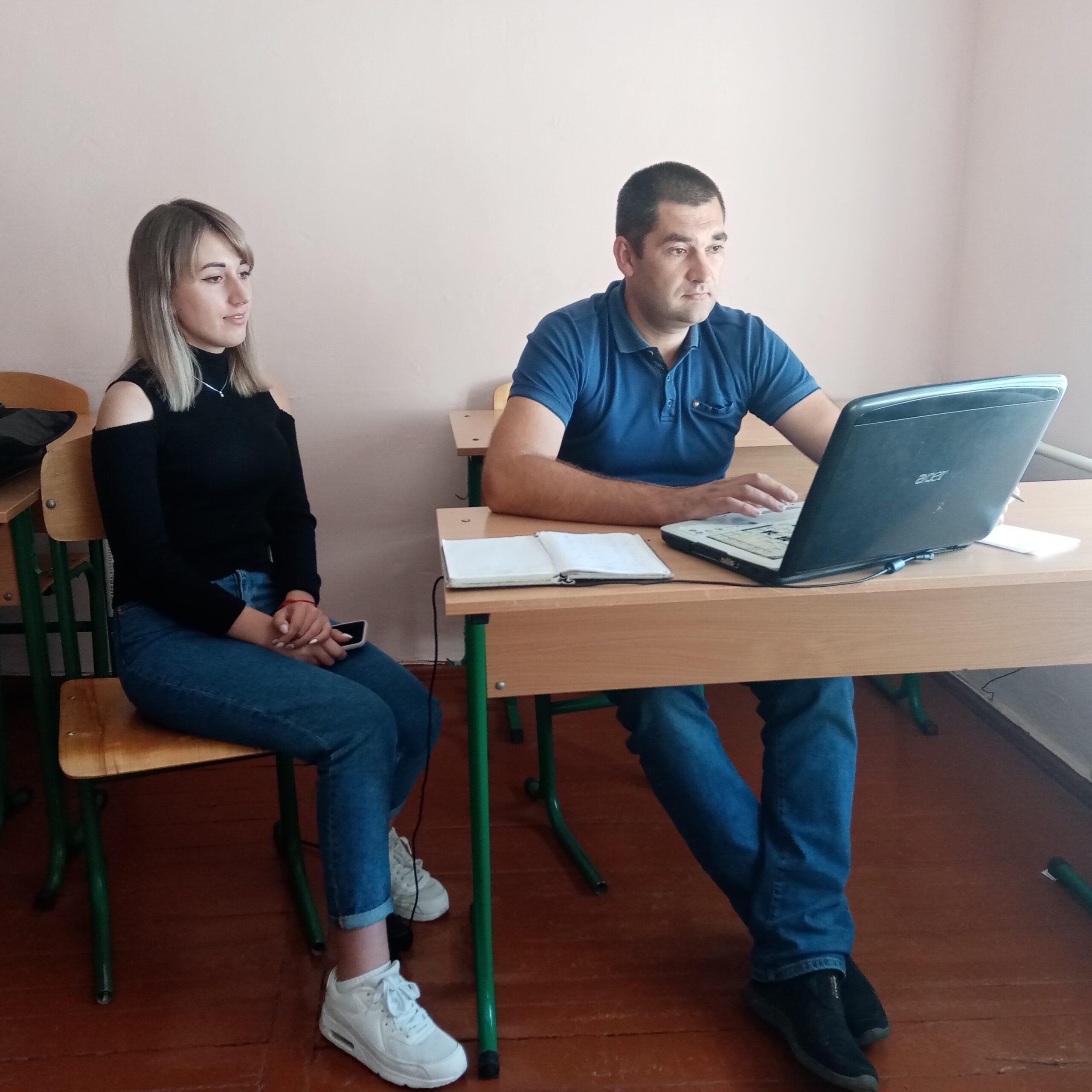 Науку творить молодь